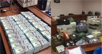 Полковник Захарченко покупал квартиру специально для хранения денег