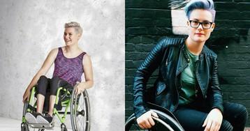 19-летняя австралийка в инвалидной коляске стала моделью