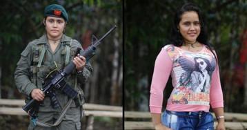 Как выглядят девушки, которые служат с подросткового возраста в повстанческой группировке Колумбии