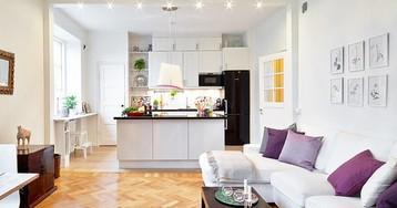 Как законно объединить кухню с гостиной в однушке