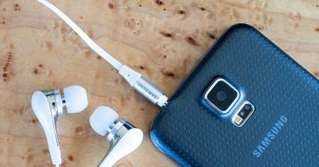 Samsung может создать собственный аудиоразъём