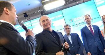 Путин объяснил, почему люди «все равно» проголосовали за ЕР
