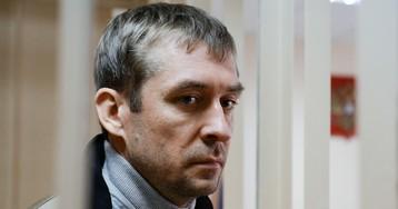Полковник Захарченко за решеткой сделал заявление «о миллиардах и именах»