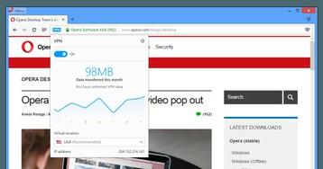 В браузере Opera появился бесплатный встроенный  VPN-клиент, как раз для просмотра PornHub. Но что-то с ним не так