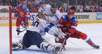 Раск кованый. Россия додавила Финляндию и вышла на Канаду в полуфинале