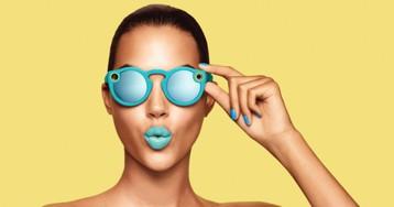 Spectacles – очки для трансляций от создателей Snapchat