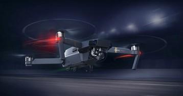 Mavic Pro от DJI – складной квадрокоптер с 4K-камерой