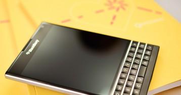 BlackBerry отказалась от производства смартфонов