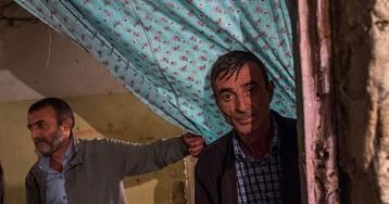 Трущобы для беженцев в Баку