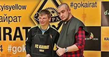 Аршавин побрил наголо блогера, заявившего, что Андрей не добьется успеха в Казахстане