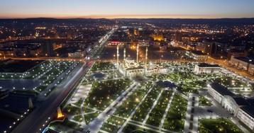 Жители Грозного назвали свой город самым безопасным в России
