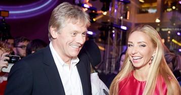 Дмитрий Песков поддержал жену на открытии школы талантов «Я»