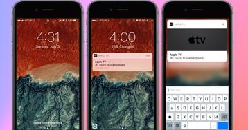 iPhone еще ближе «подружился» с tvOS