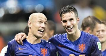 Сборная Голландии впервые за 14 лет сыграла без Ван Перси, Снейдера, Ван дер Варта и Роббена