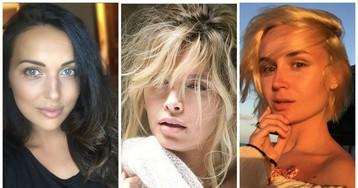 Страшно красивые: русские звезды без макияжа