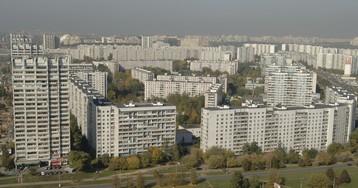 Средняя стоимость вторичной квартиры в Москве упала на 17%
