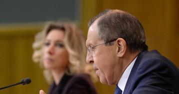 Захарова намекнула на неприличный ответ Лаврова во время интервью CNN