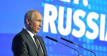 Путина разозлил вопрос француза про Олланда: «Запах не очень приличный»