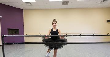Балерина без ноги: 15-летняя девушка победила рак на пути к своей мечте