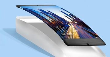 Смартфоны с гибкими экранами дебютируют в 2017 году