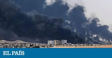 Estado Islâmico queima petróleo para frear avanço da coalizão rumo a Mossul