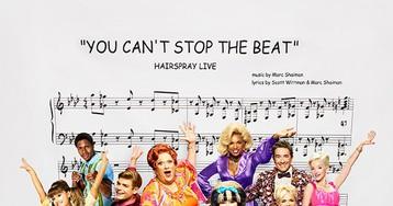 Ariana Grande estrela o primeiro pôster do musical Hairspray Live!