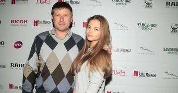 Алеся Кафельникова выложила трогательное фото с папой