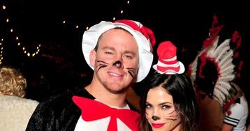 А ты готов к Хэллоуину? Ченнинг Татум с женой рассказали о своих костюмах