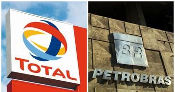Petrobras e Total assinam parceria em exploração, gás e energia