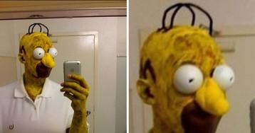 Essas fantasias de Halloween são tão bizarras que você vai ter pesadelos à noite