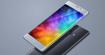 Mi Note 2 от Xiaomi – флагман с загнутым OLED-экраном