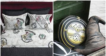 'Harry Potter' ganha coleção cápsula com roupas e itens para casa em loja brasileira