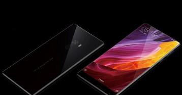 Conheça o Mi MIX, smartphone da Xiaomi com 91% de aproveitamento de tela