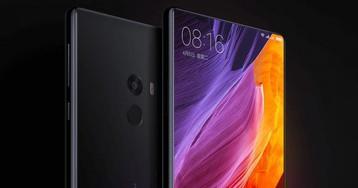 Mi Mix от Xiaomi – безрамочный и керамический смартфон