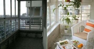 До и после: невероятные преображения «убитых» квартир