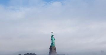 Что повидала статуя Свободы за 131 год своего существования