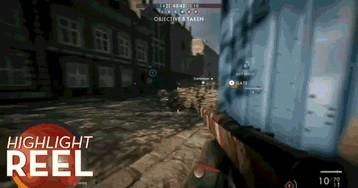 Battlefield 1 Grenade Blows Up A Lotta Dudes
