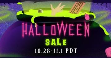 Steam Is Having A Big Halloween Sale