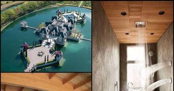 11 креативных домов, которые вполне достойны цены в миллионы долларов