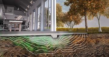 Разработана «умная почва» для укрепления фундамента зданий