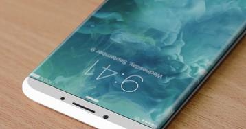 «Безрамочному» iPhone 8 от Apple посвятили концепт-арт