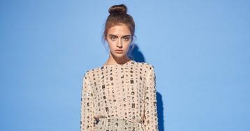 Пайетки, пастель и женственность – всё это о новом лукбуке Alexander Terekhov