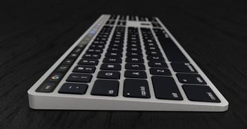 Conceito mostra como poderá ser um futuro Magic Keyboard com Touch Bar [atualizado 2x: outros]