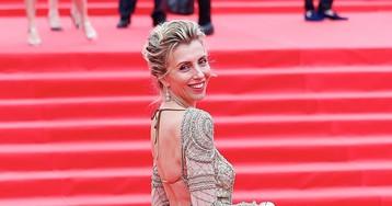 Светлана Бондарчук всегда выглядит прекрасно. Но это фото выше всех похвал!