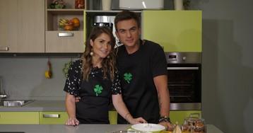 Лаура Джугелия и Влад Топалов научат тебя готовить фриттату