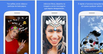 Facebook anuncia Flash, concorrente do Snapchat no Brasil