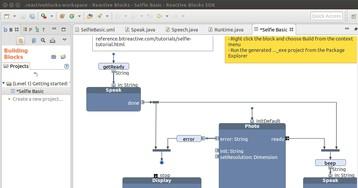Как разработать приложение для автоматизации почти не умея программировать. Придется выучить IDE…