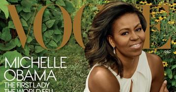 Мишель Обама рассказала Vogue, чем занимаются первые леди