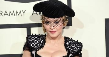 Все-таки возраст: некрасивое фото Мадонны