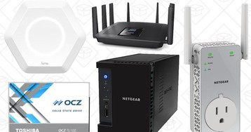 Amazon's Blowing Out a Grab Bag of Storage and Networking Gear, Today Only